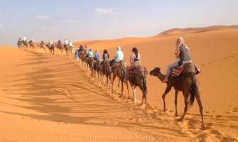 A Journey of 1,000 Mint Teas: Reflections on Traveling Through Morocco