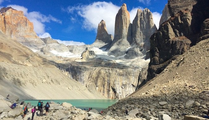 Patagonia: Thoughts on Getting Offline and Trying to Camp