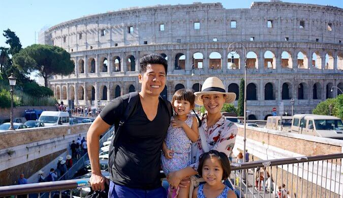 How this Family of 4 Traveled the World for $130 a Day