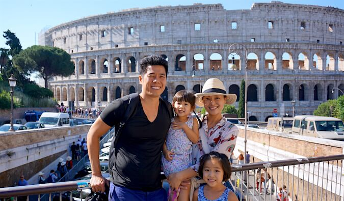 How this Family of 4 Traveled the World on $130 a Day