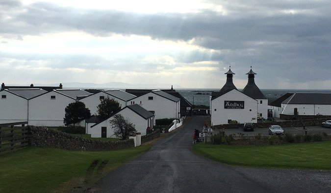 Searching for the Perfect Dram on Islay