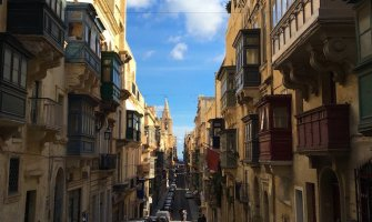 Malta: The Country of Half Neglected Buildings