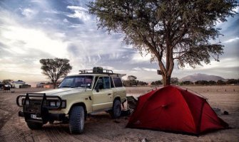 The Best Way to Travel Around Southern Africa