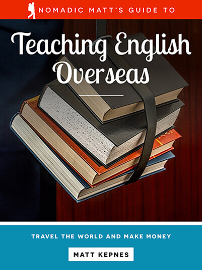 How to teach english overseas by matthew kepnes