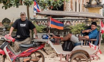 Adventure Races and Overland Travel: An Interview with Ric