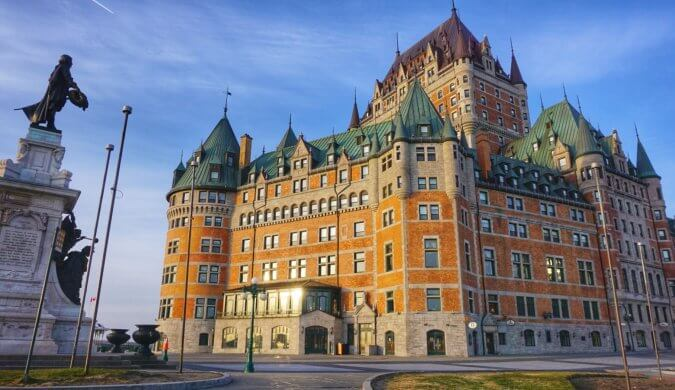 How to Visit Québec City on a Budget