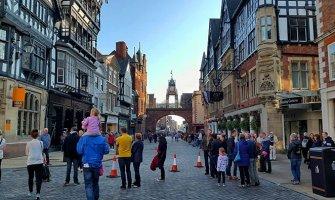 The Saturday City: Chester