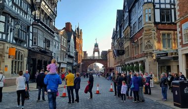 The Saturday City: Chester