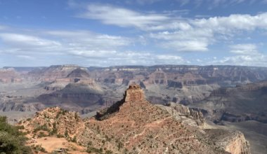 A Hike Through The Grand Canyon