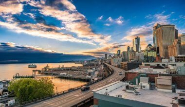 The Saturday City: Seattle