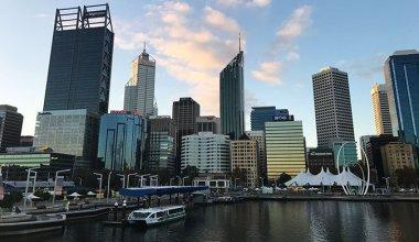 The Saturday City: Perth