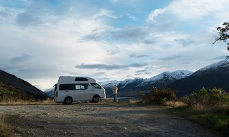 How to Get Around New Zealand on a Budget