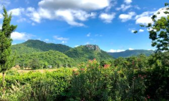 Khao Yai National Park in Thailand