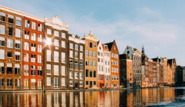 My Suggested 3-5 Day Itinerary for Visiting Amsterdam