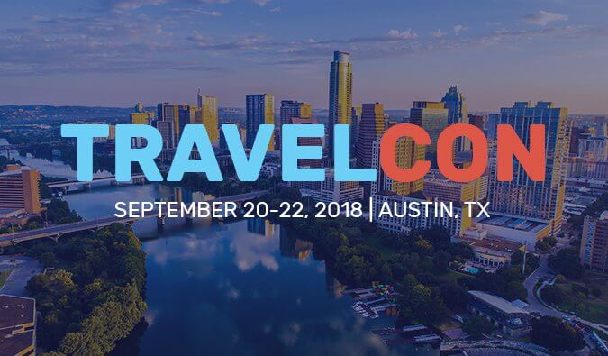 Travel Con September 2-22 2018 Austen TX