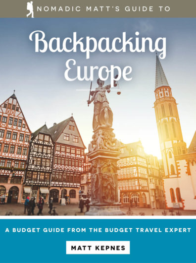 Nomadic Matt's Backpacking Europe