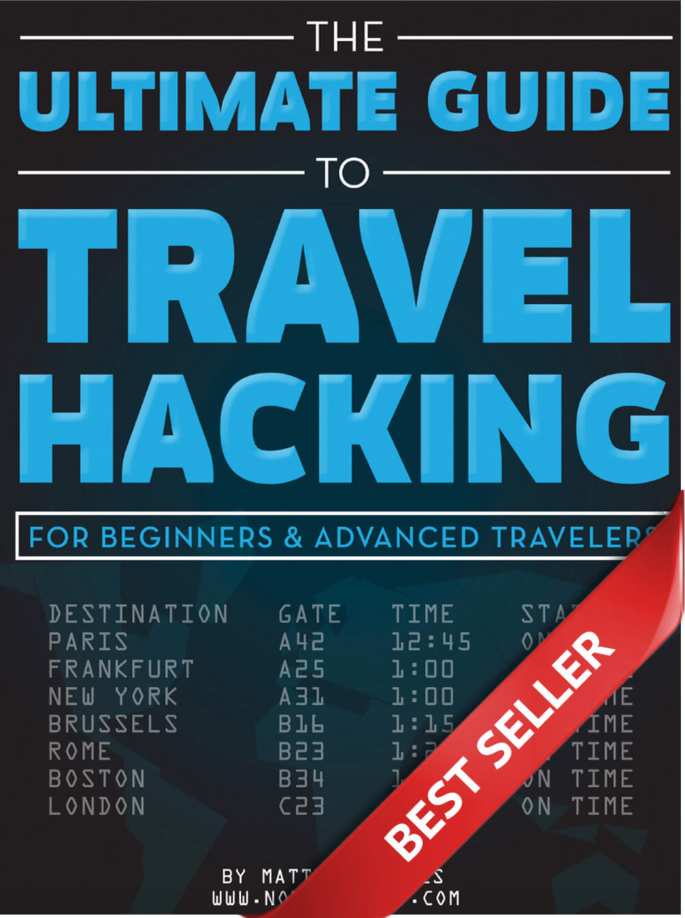 Learn Expert Travel Hacking Secrets