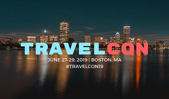 TravelCon 2019 in Boston
