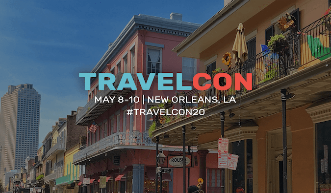 Come attend the biggest travel media event of the year!