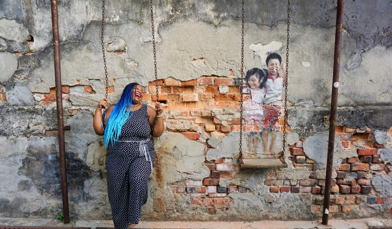 What It's Like Traveling as a Plus-Sized, Black Solo Female Traveler
