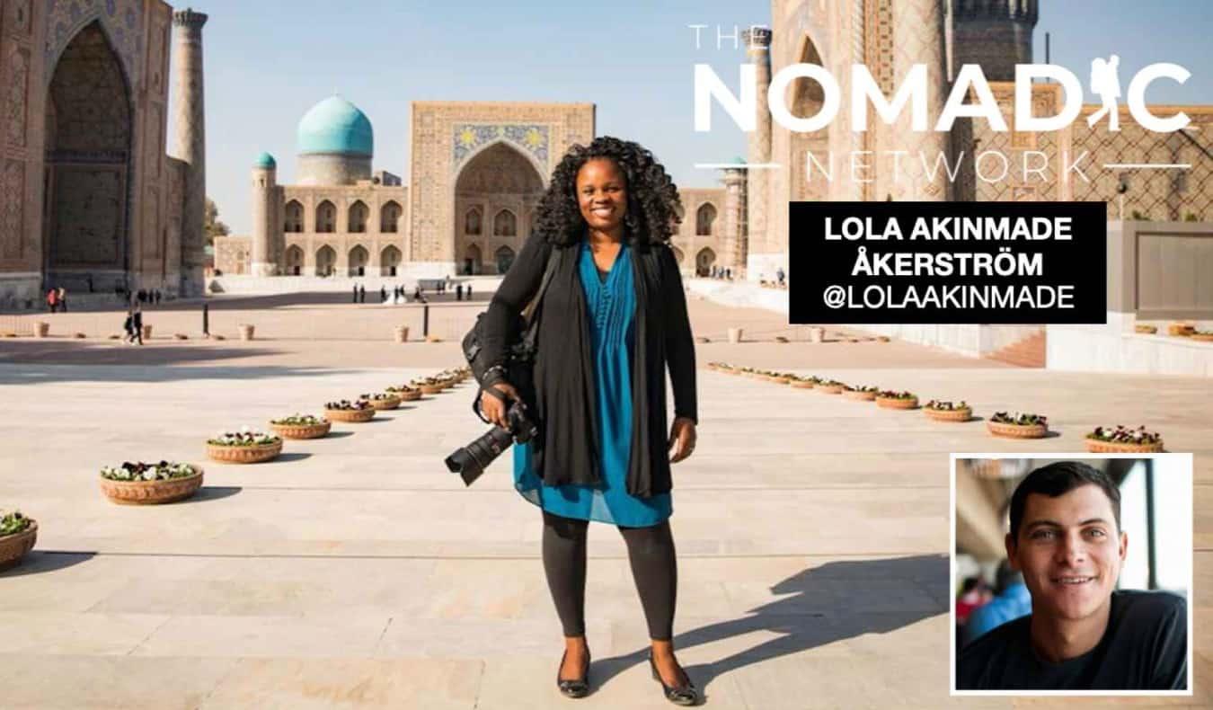 Professional travel photographer Lola Akerstrom