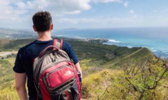 Nomadic Matt in Hawaii