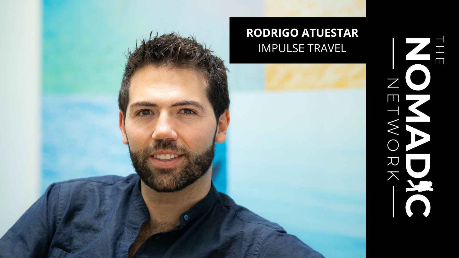 Rodrigo, a tour guide from Colombia