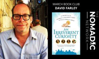 Travel writer David Farley