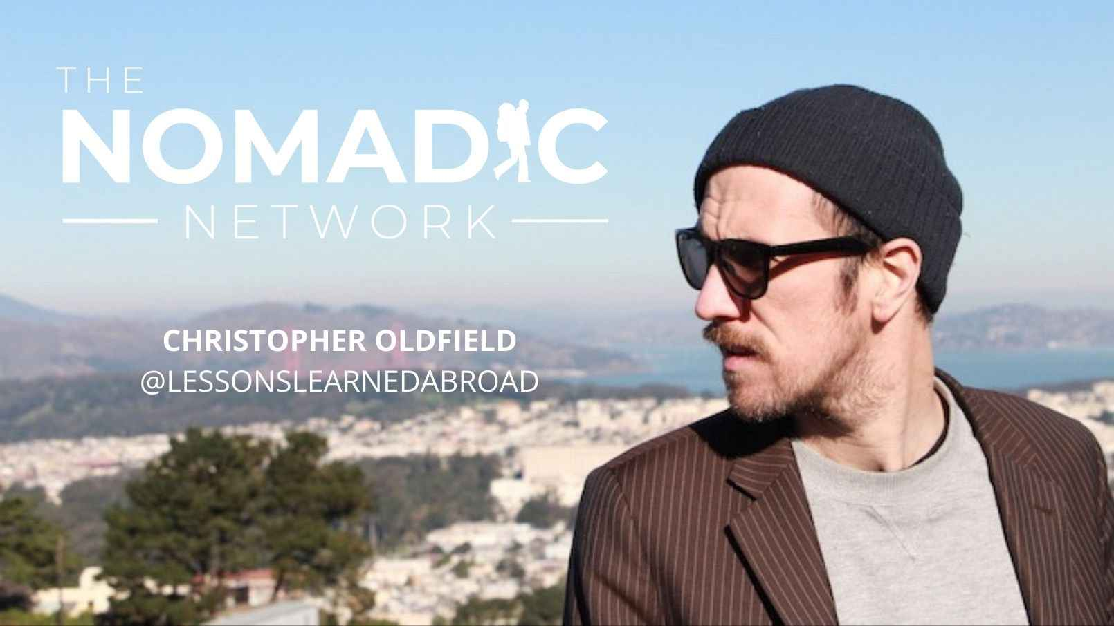 Chris Oldfield in San Francisco