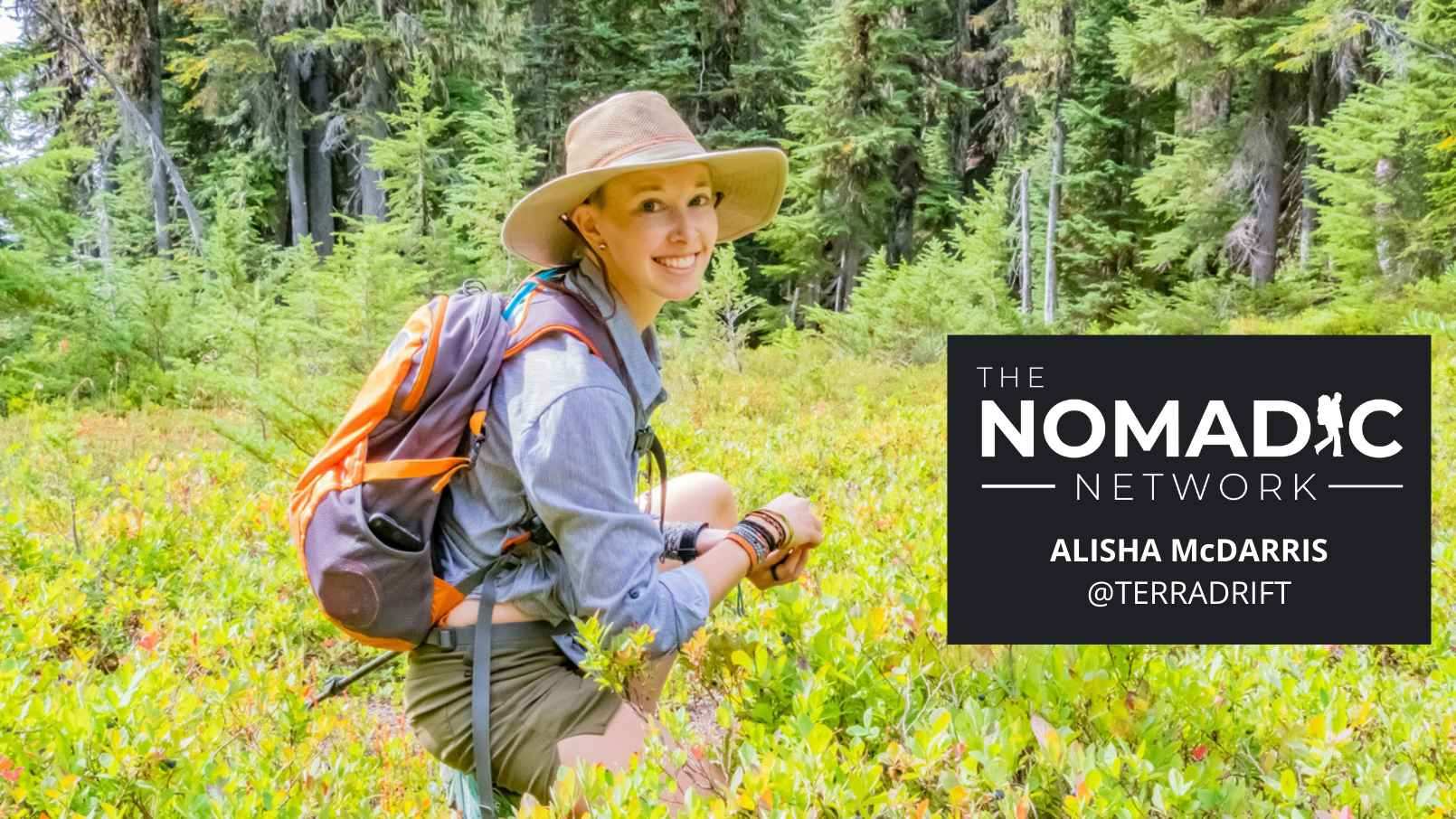 all about sustainable camping trips