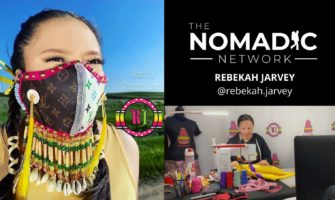rebekah jarvey learn about indigenous culture and life the nomadic network event by nomadic matt