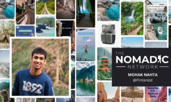 how to use pinterest to grow your audience the nomadic network virtual event