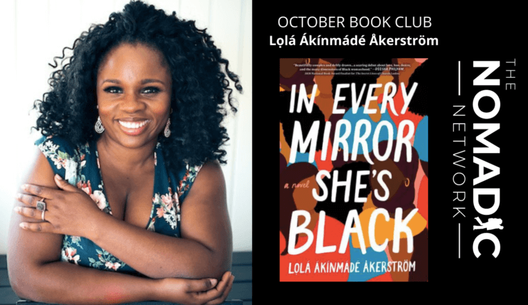 """TNN: October Travel Book Club """"In Every Mirror She's Black"""""""