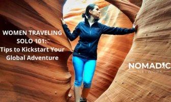 Beth Santos Female Solo Travel
