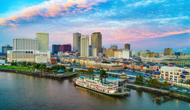 The Best Walking Tours in New Orleans
